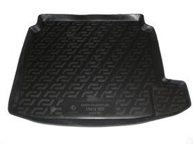 Коврик в багажник Chery M11 sd (08-) полиуретан0114070101Коврики производятся индивидуально для каждой модели автомобиля из современного и экологически чистого материала, точно повторяют геометрию пола автомобиля, имеют высокий борт от 4 см до 6 см., обладают повышенной износоустойчивостью, антискользящими свойствами, лишены резкого запаха, сохраняют свои потребительские свойства в широком диапазоне температур (-50 +80 С).
