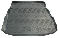 Коврик в багажник L.Locker, для Geely CK sd (09-)SC-FD421005Коврик L.Locker производится индивидуально для каждой модели автомобиля из современного и экологически чистого материала. Изделие точно повторяют геометрию пола автомобиля, имеет высокий борт, обладает повышенной износоустойчивостью, антискользящими свойствами, лишен резкого запаха и сохраняет свои потребительские свойства в широком диапазоне температур (от -50°С до +80°С).