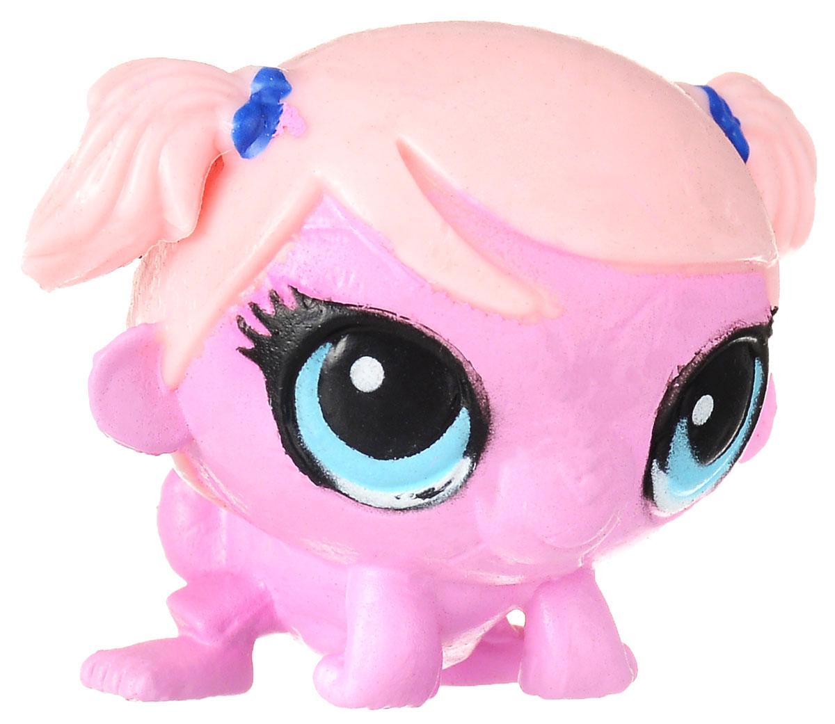 Littlest Pet Shop Фигурка-мялка 52041-0000012-01_розовый