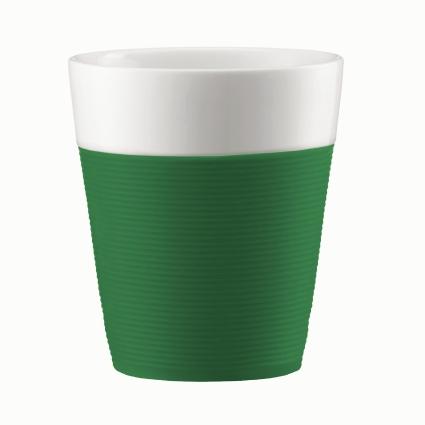 Набор стаканов Bistro 0.3 л 2 шт., зелен., арт.A11582-825-Y15A11582-825-Y15
