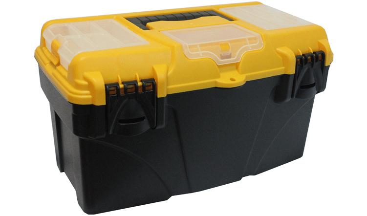 Ящик для инструментов 21 Титан с коробками. М 2939М 2939