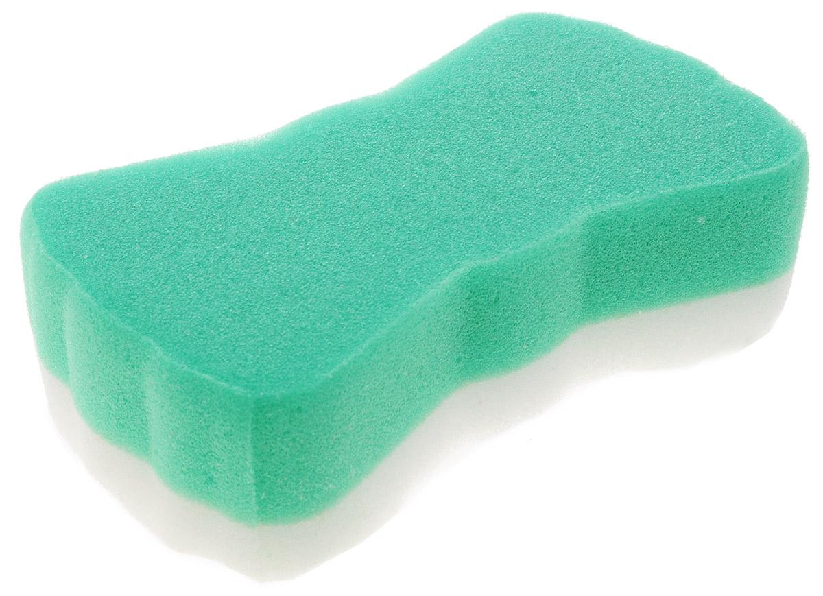 Курносики Мочалка с массажным слоем цвет зеленый белый40505_зеленый, белыйМочалка Курносики обеспечивает мягкий уход за кожей малыша при купании и отлично взбивает мыльную пену. Детская мочалка имеет форму, комфортную для рук, также массажный слой, помогающий удалять загрязнения. Такая мочалка поможет вам провести функцию купания малыша мягко и комфортабельно. Мочалка с массажным слоем Курносики прослужит вам длительно, радуя вас и вашего малыша.