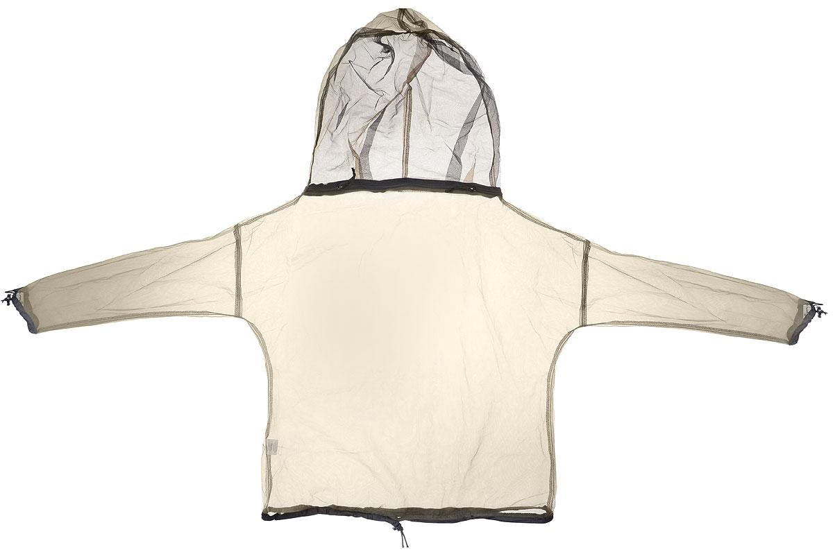 Куртка против насекомых детская Coghlans, цвет: зеленый. Размер: S (38-40)563Детская куртка против насекомых Coghlans обеспечивает максимальную защиту от комаров и других летающих насекомых. Первоклассная мелкоячеистая сетка No-See-Um выполнена из 100% полиэстера. Это огнестойкая, легкая, долговечная и хорошо вентилируемая сетка - 1150 ячеек на 2,5 см. Куртка снабжена манжетами на завязках на рукавах и талии, а также капюшоном, полностью закрывающим голову. Застежка с молнией на шее обеспечивает быстрый доступ к лицу. Защитите детей от комаров и других насекомых, используйте в качестве защитного экрана от пыли. Для детей и подростков от 8 лет, весом до 45 килограмм.