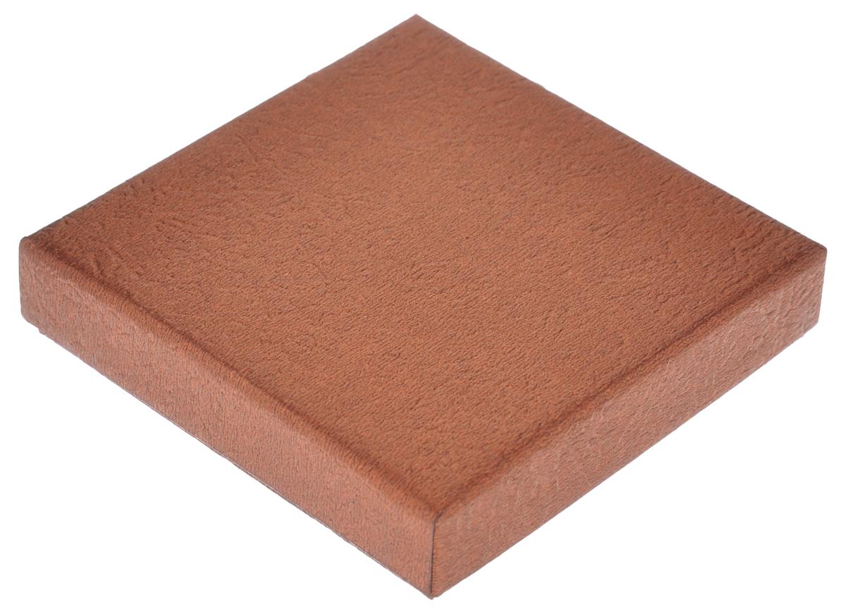 Подарочная коробка Феникс-презент, цвет: бронзовый, 9 х 9 х 2 см36282Подарочная коробка Феникс-презент выполнена из мелованного, негофрированного картона. Коробка вместительная, закрывается крышкой. Подарочная коробка - это наилучшее решение, если вы хотите порадовать ваших близких и создать праздничное настроение, ведь подарок, преподнесенный в оригинальной упаковке, всегда будет самым эффектным и запоминающимся. Окружите близких людей вниманием и заботой, вручив презент в нарядном, праздничном оформлении.