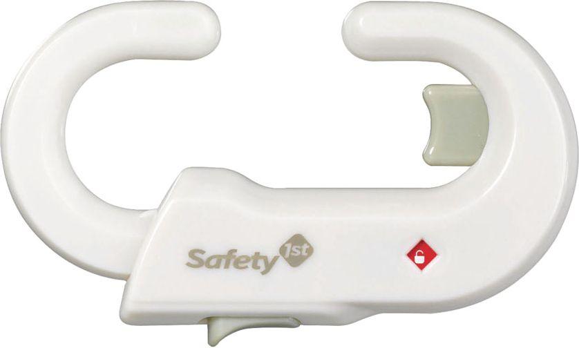 Safety 1st Блокиратор распашных дверей цвет белый 39094760