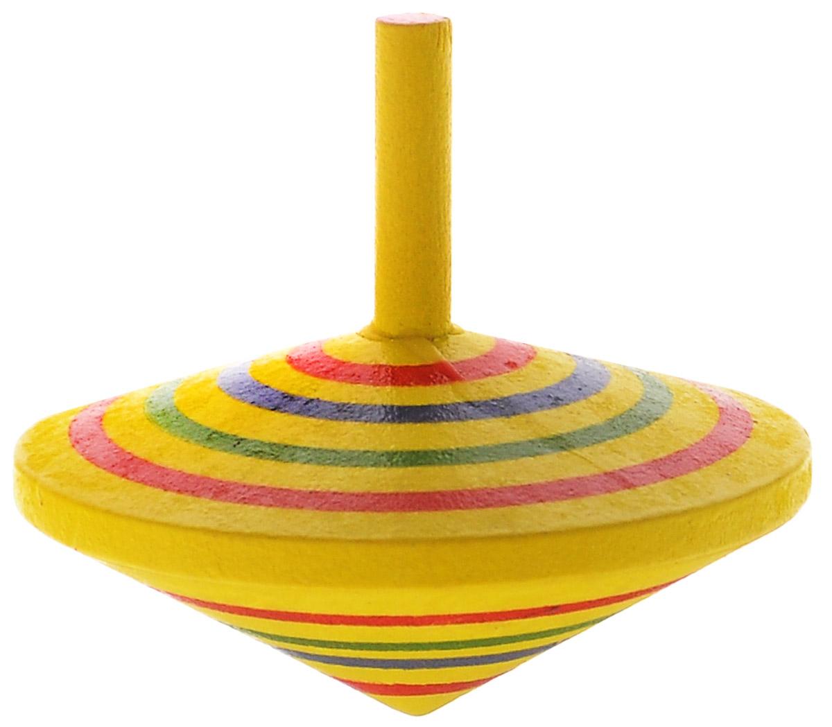 Mapacha Игрушка Волчок Спиралька цвет желтый