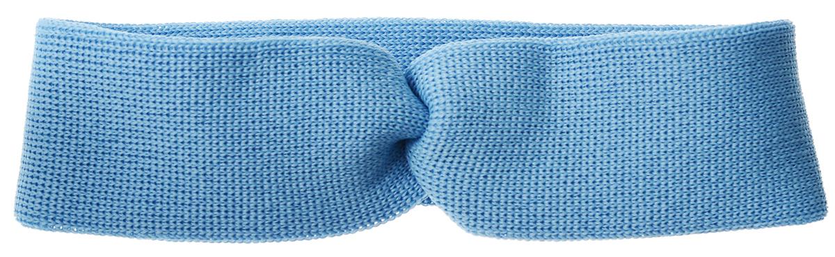 Riffi Повязка для волос, цвет: голубой. 903 903_голубой