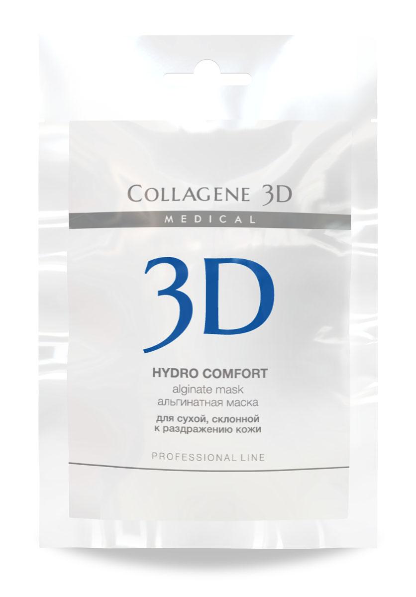 Medical Collagene 3D Альгинатная маска для лица и тела Hydro Comfort, 30 г22018Высокоэффективная, пластифицирующая маска на основе лучшего натурального сырья. Благодаря экстракту Алоэ вера входящий в состав, способствует востановлению кожных покровов, снимает воспаление и активно увлажняет.