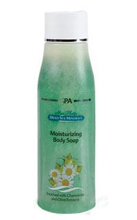 Mon Platin DSM Увлажняющее мыло для тела - питающий эффект (экстракт ромашки и оливы) 500 млDSM179Увлажняющее мыло для тела – питающий эффект обогащено экстрактом ромашки и оливковым маслом. Очищает, увлажняет и освежает кожу. Оливковое масло питает кожу, придает ей эластичность. Экстракт ромашки оказывает на кожу успокаивающее и освежающее действие. Мыло деликатно очищает, освежает и тонизирует кожу, восстанавливает и поддерживает ее водный баланс, не пересушивая ее.