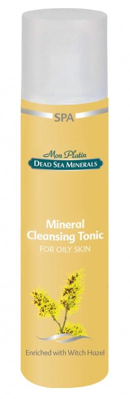 Mon Platin DSM Лосьон для лица для жирной кожи 250 млБ63003 мятаЛосьон является эффективным средством для ухода за жирной и комбинированной кожей, которая требует особого и тщательного очищения. Дезинфицирует и придает коже матовый оттенок, глубоко очищает поры. Обеспечивает активное противовоспалительное действие и успокаивает раздраженные участки кожи. Камфара и ментол освежают и охлаждают кожу. Тоник насыщен Минералами (26 минералов) и солью Мертвого моря, что благоприятно влияет на питание кожи, обладает регенерирующим действием. Рекомендован детям в подростковом возрасте для комплексного лечения «акне». Для ежедневного применения утром и вечером.