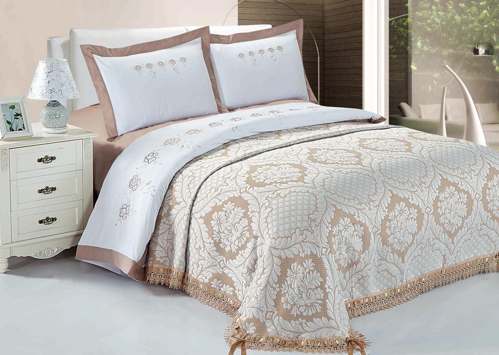 Комплект постельного белья SL евро, наволочки 50х70. Хлопок 100%. Вышивка. 1039110391Комплект постельного белья SL евро, наволочки 50х70. Хлопок 100%. Вышивка.