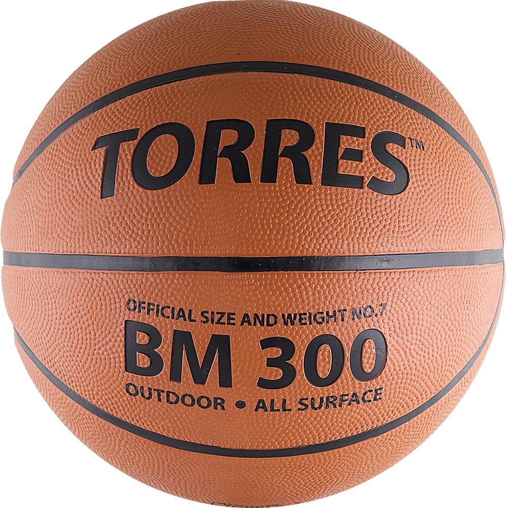 Мяч баскетбольный Torres, цвет: темно-оранжевый, черный. Размер 7B00017Баскетбольный мяч Torres применяется для тренировок и соревнований команд среднего уровня в учебных учреждениях, для комплектации заказов на поставку спортивного инвентаря в рамках госзакупок. Выполнен из резины, обмотка нейлоновая. Камера выполнена из прочного бутила. Тип соединения панелей: клееный. Вес: 567-650 г. Окружность: 74,9-78 см. УВАЖЕМЫЕ КЛИЕНТЫ! Обращаем ваше внимание на тот факт, что мяч поставляется в сдутом виде. Насос не входит в комплект.