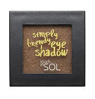 Touch in SOL Тени для век Simply Trendy, №8 Choco Brown8809311912284Абсолютный маст-хэв: Последний штрих для создания великолепного взгляда; 10 цветов обеспечат сексуальный, дымчатый (смоки), и естественный макияжа глаз. Мягкая и шелковистая текстура теней за счет микро-частичек легко наносится, не скатывается, сохраняя цвет. Стойкость макияжа за счет легкой микро-пудры Экстракты растительных масел увлажняют и защищают кожу. Создает великолепный и естественный цвет и жемчужное сияние шелк.