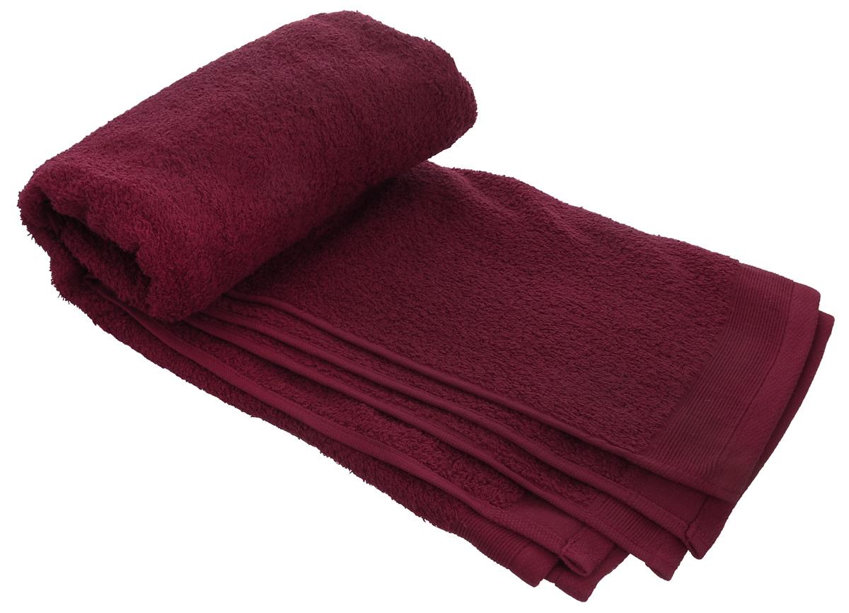 Полотенце махровое Guten Morgen, цвет: темно-красный, 100 см х 150 смПМр-100-150Махровое полотенце Guten Morgen, изготовленное из натурального хлопка, прекрасно впитывает влагу и быстро сохнет. Высокая плотность ткани делает полотенце мягкими, прочными и пушистыми. При соблюдении рекомендаций по уходу изделие сохраняет яркость цвета и не теряет форму даже после многократных стирок. Махровое полотенце Guten Morgen станет достойным выбором для вас и приятным подарком для ваших близких. Мягкость и высокое качество материала, из которого изготовлено полотенце, не оставит вас равнодушными.