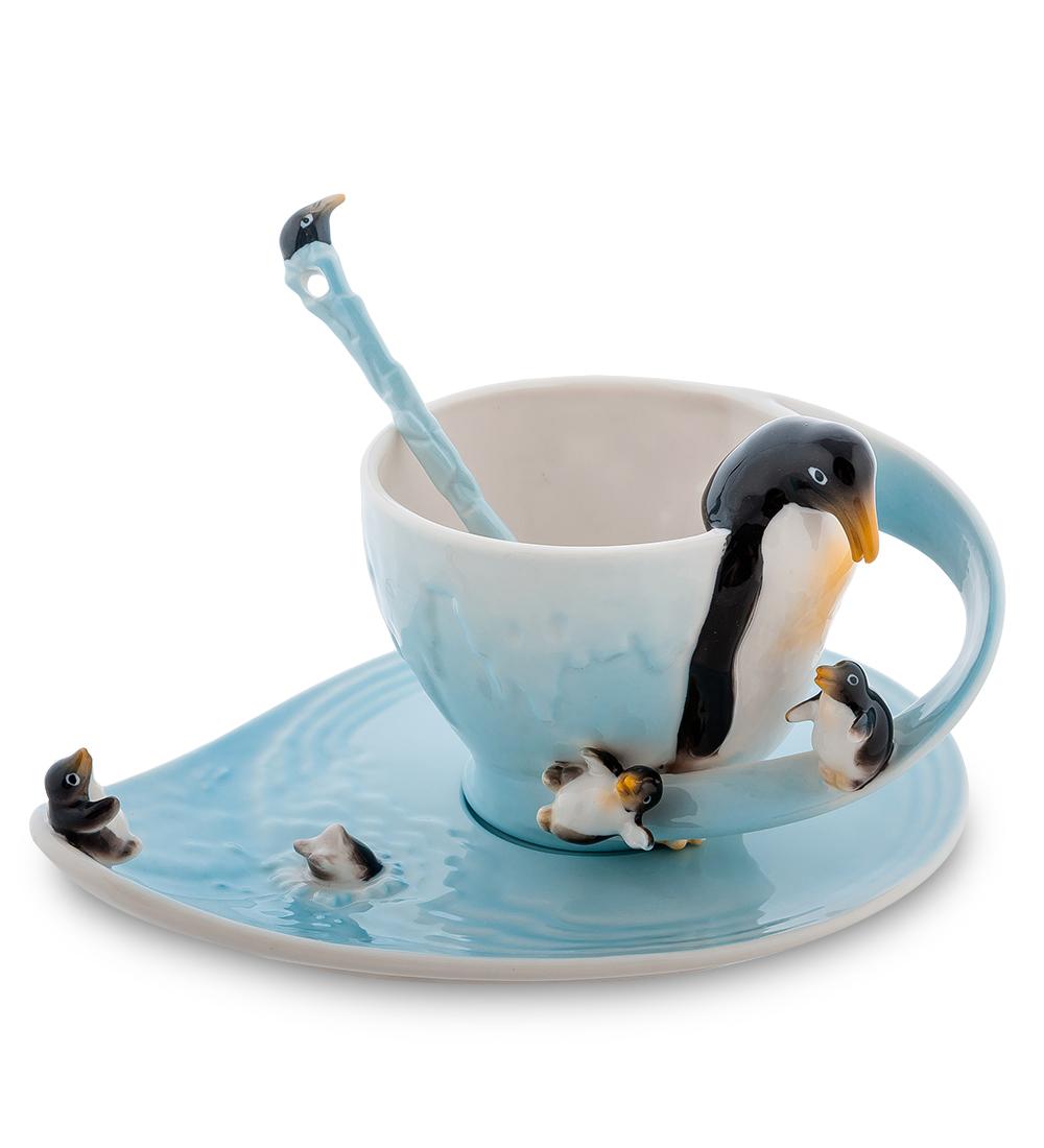 Чайная пара Пингвины (Pavone)106731