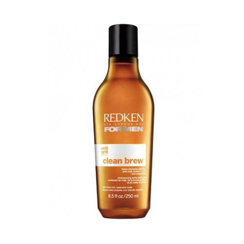 Redken Oчищающий шампунь For Men для ежедневного применения с солодом и пивными дрожжами 250 млFS-00103Новый Шампунь для мужчин с Солодом и Пивными Дрожжами для глубоко очищения и оздоровления кожи головы.После использования шампуня кожа головы не пересушивается,волосы становятся более упругими и крепким. Подходят для волос нормального и жирного типа, как для коротких , так и волос средней длинны.