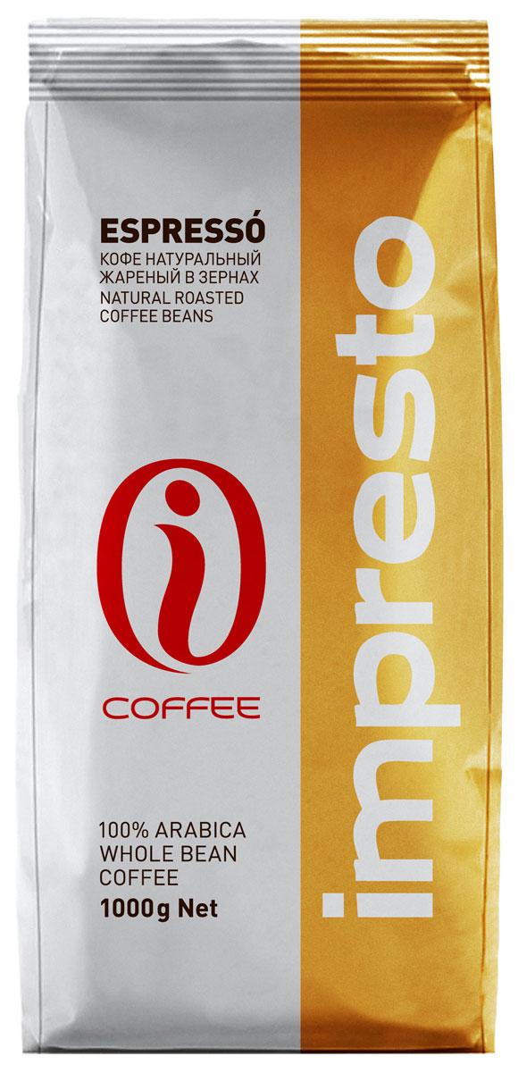 Impresto Espresso кофе в зернах, 1 кгCIMPCH-000003Смесь зёрен 100% арабики с лучших плантаций мира. Яркий вкус кофе дополняют зёрна из Кении, придающие неповторимый насыщенный аромат и долгое бархатное послевкусие. Страна: Кения, Бразилия. Коллекция Impresto – это особая линейка с оригинальными рецептурами из 100% арабики и сбалансированных купажей с робустой, а также декофеинизированный кофе и фильтр-смеси. Мы с радостью предоставляем возможность каждому ценителю кофе приготовить дома превосходный утренний американо, послеобеденную чашечку эспрессо и вечерний кофе с молоком. Купажи Impresto – это зерно с лучших плантаций мира, мастерство европейского обжарщика, тщательное купажирование и высокотехнологичное производство с приверженностью к итальянским кофейным традициям Impresto – это не только качественный кофе, но и бренд с насыщенной эмоциональной составляющей. Impressive, rest, espresso, restaurant, presto – все это несет в себе Impresto. Новый кофе Impresto – это идеальный выбор современных и динамичных...