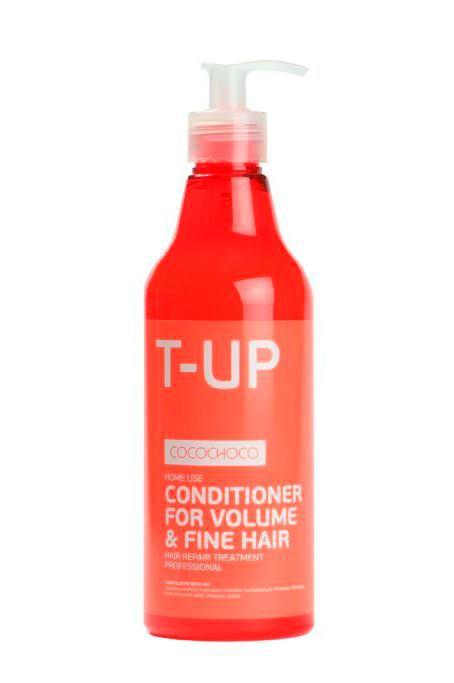 CocoChoco BOOST-UP Кондиционер для придания объема 500 мл117Кондиционер Boost-Up Conditioner for Volume & Fine Hair для придания волосам объёма и пышности рекомендован для ухода за тонкими, лишёнными объёма волосами, а также применяется после процедуры кератинового восстановления волос. Регулярное использование кондиционера гарантирует волосам отличный объём на весь день. Не содержит сульфатов, искусственных отдушек, формалина, формальдегида, парабенов, фталатов, нефтехимических продуктов, ГМО, триклозана, красителей.