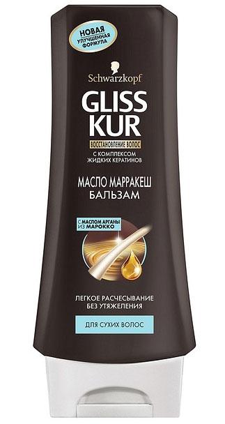 Gliss Kur Бальзам Масло Марракеш, для сухих волос, 200 мл92300002Бальзам Масло Марракеш Благодаря ценным природным ингредиентам – Маслу Марракеш и Масло Арганы - бальзам дарит волосам глубокий восстанавливающий уход без утяжеления. Формула на основе жидких кератинов, идентичных натуральному кератину волос, обеспечивает легкое расчесывание, мягкость и роскошный блеск. Результат комплексного применения шампуня и бальзама Gliss Kur Масло Марракеш – невероятно гладкие и шелковистые волосы. Подарите вашим волосам силу драгоценного Масла Марракеш вместе с Gliss Kur! Характеристики: Объем: 200 мл. Артикул: 1680379. Производитель: Россия. Товар сертифицирован.