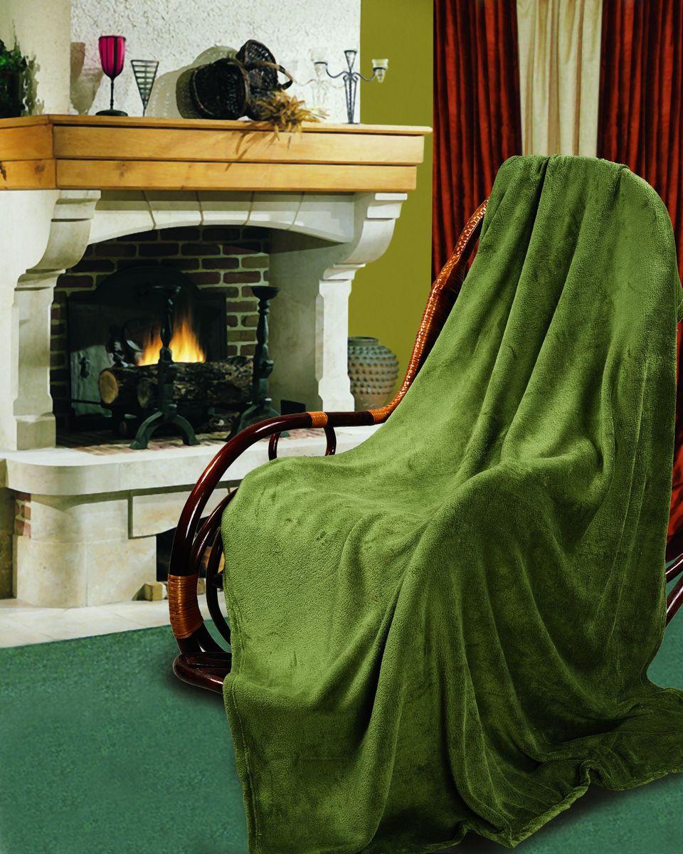 Покрывало Гутен Морген Фисташка, цвет: зеленый, 150 х 200 смПФХАК-150-200Покрывало Гутен Морген Фисташка, выполненное из флиса (100% полиэстера), гармонично впишется в интерьер вашего дома и создаст атмосферу уюта и комфорта. Благодаря мягкой и приятной текстуре, глубокому и насыщенному цвету, покрывало станет модной, практичной и уютной деталью вашего интерьера. Такое покрывало согреет в прохладную погоду и будет превосходно дополнять интерьер вашей спальни. Высочайшее качество материала гарантирует безопасность не только взрослых, но и самых маленьких членов семьи. Покрывало может подчеркнуть любой стиль интерьера, задать ему нужный тон - от игривого до ностальгического. Покрывало - это такой подарок, который будет всегда актуален, особенно для ваших родных и близких, ведь вы дарите им частичку своего тепла!
