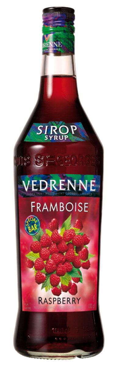 Vedrenne Малина сироп, 1 лSVDRFM-010B01В составе сиропа Малина нет консервантов и искусственных добавок, ведь готовят его из натуральных ингредиентов: ягодного сока, очищенной воды и сахара. Сиропы изготавливаются на основе натурального растительного сырья, фруктовых и ягодных соков прямого отжима, цитрусовых настоев, а также с использованием очищенной воды без вредных примесей, что позволяет выдержать все ценные и полезные свойства натуральных фруктово-ягодных плодов и трав. В состав сиропов входит только натуральный сахар, произведенный по традиционной технологии из сахарозы. Благодаря высокому содержанию концентрированного фруктового сока, сиропы Vedrenne обладают изысканным ароматом и натуральным вкусом, являются эффективным подсластителем при незначительной калорийности. Они оптимизируют уровень влажности и процесс кристаллизации десертов, хорошо смешиваются с другими ингредиентами и способствуют улучшению вкусовых качеств напитков и десертов. Сиропы Vedrenne разливаются в...