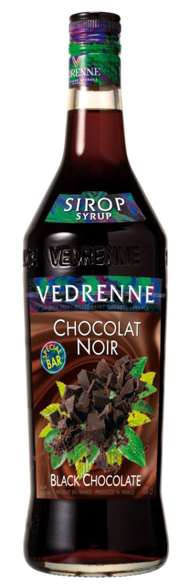 Vedrenne Шоколад сироп, 1 лSVDRCN-010B01Современный шоколадный сироп изготавливается на основе какао-бобов, сахара и очищенной воды. Он хорошо смешивается с другими ингредиентами, поэтому часто используется при приготовлении кофе и напитков на его основе, молочных шейков, прохладительных напитков и алкогольных коктейлей, выпечки, десертов, пудингов и самых разнообразных кондитерских изделий. Сиропы изготавливаются на основе натурального растительного сырья, фруктовых и ягодных соков прямого отжима, цитрусовых настоев, а также с использованием очищенной воды без вредных примесей, что позволяет выдержать все ценные и полезные свойства натуральных фруктово-ягодных плодов и трав. В состав сиропов входит только натуральный сахар, произведенный по традиционной технологии из сахарозы. Благодаря высокому содержанию концентрированного фруктового сока, сиропы Vedrenne обладают изысканным ароматом и натуральным вкусом, являются эффективным подсластителем при незначительной калорийности. Они оптимизируют уровень...