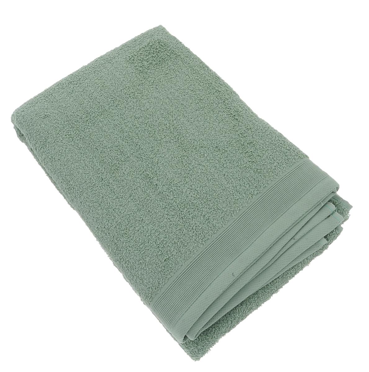 Полотенце махровое Guten Morgen, цвет: светло-зеленый, 100 х 150 см68/5/3В состав полотенца Guten Morgen входит только натуральное волокно - хлопок. Лаконичные бордюры подойдут для любого интерьера ванной комнаты. Полотенце прекрасно впитывает влагу и быстро сохнет. При соблюдении рекомендаций по уходу не линяет и не теряет форму даже после многократных стирок. Плотность: 500 г/м2.