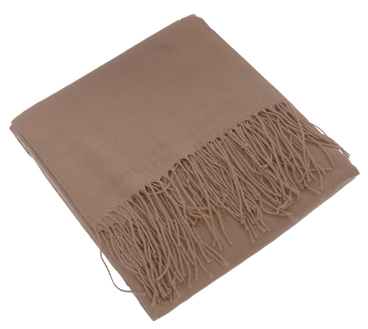 Плед Comfort, цвет: светло-коричневый, 150 х 200 см232178Плед Comfort - это идеальное решение для вашего интерьера! Он порадует вас легкостью, нежностью и оригинальным дизайном! Плед выполнен из полиэстера. Плед - это такой подарок, который будет всегда актуален, особенно для ваших родных и близких, ведь вы дарите им частичку своего тепла!