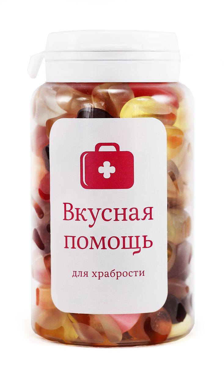 """Конфеты Вкусная помощь """"Для храбрости"""", 150 мл 00-00000056"""