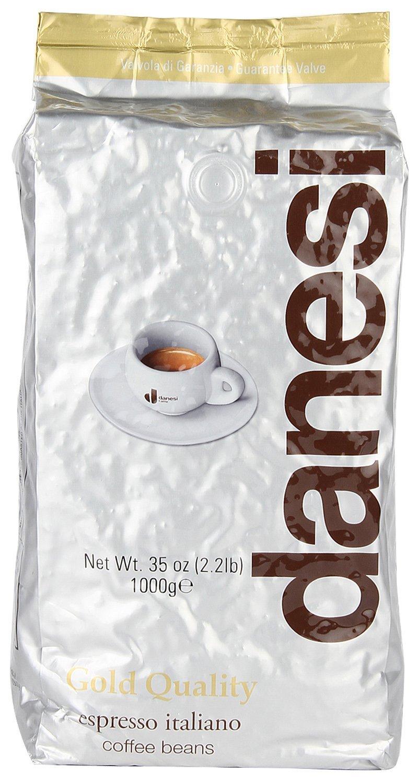 Danesi Gold кофе в зернах, 1 кг CDNSB0-P00024