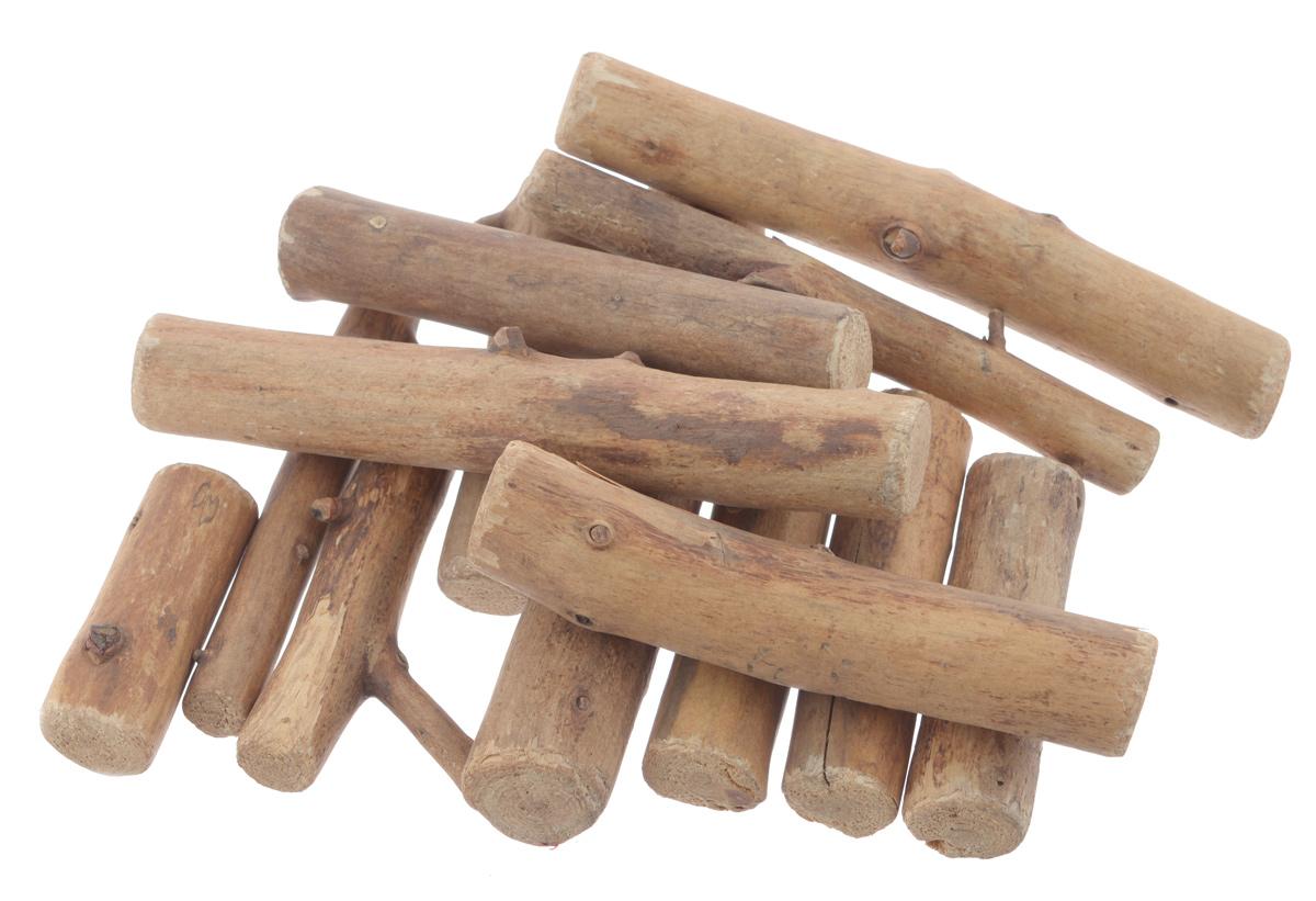 Декоративные элементы Dongjiang Art, 250 г. 7708993531-105Декоративные элементы Dongjiang Art представляют собой ветки деревьев и предназначены для украшения цветочных композиций. Такие элементы могут пригодиться во флористике и многом другом.Флористика - вид декоративно-прикладного искусства, который использует живые, засушенные или консервированные природные материалы для создания флористических работ. Это целый мир, в котором есть место и строгому математическому расчету, и вдохновению, полету фантазии. Средняя длина веток: 9 см. Средний диаметр веток: 2 см.