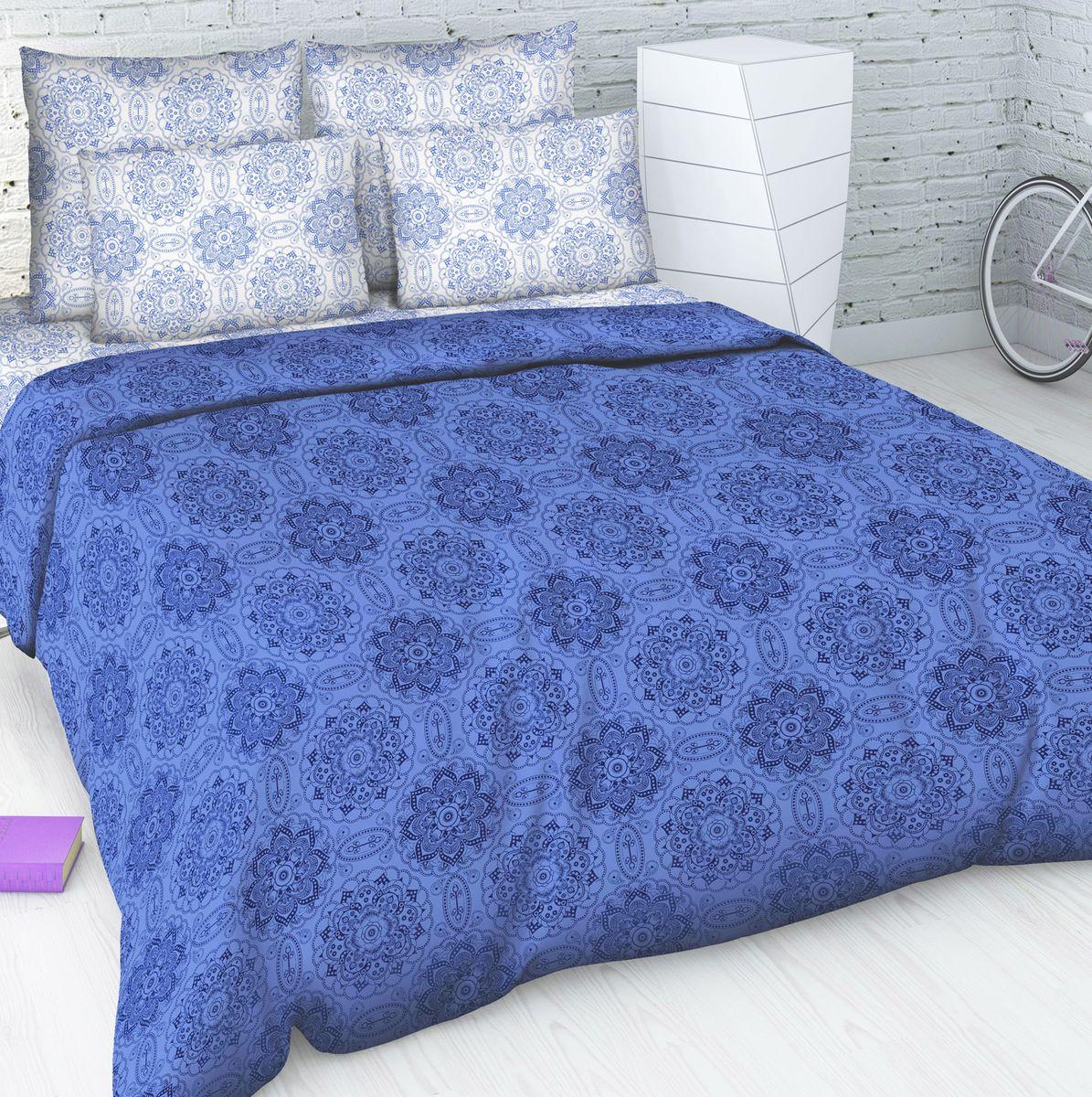 Комплект белья Василиса, 2-спальный, наволочки 70х70. 5061_1/25061_1/2Комплект постельного белья Василиса состоит из пододеяльника, простыни и двух наволочек. Белье производится из высококачественной бязи (100% хлопка). Использование особо тонкой пряжи делает ткань мягче на ощупь, обеспечивает легкое глажение и позволяет передать всю насыщенность цветовой гаммы. Благодаря более плотному переплетению нитей и использованию высококачественных импортных красителей постельное белье выдерживает до 70 стирок. Приобретая комплект постельного белья Василиса, вы можете быть уверены в том, что покупка доставит вам удовольствие и подарит максимальный комфорт.