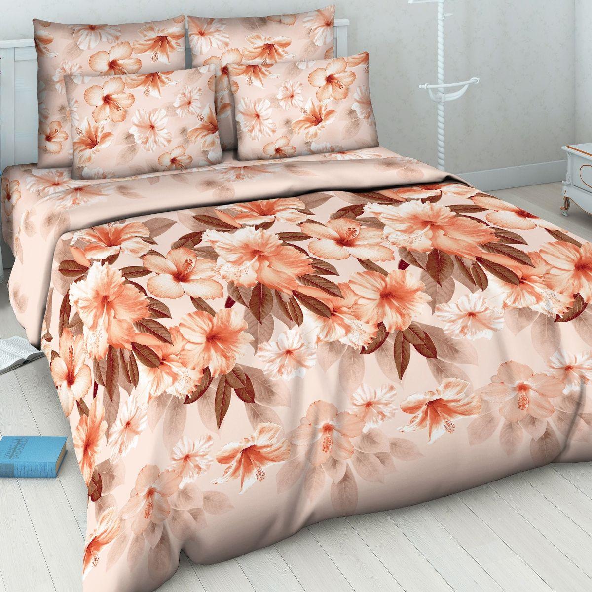 Комплект белья Василиса, 1,5-спальный, наволочки 70х70. 5114_1/1,55114_1/1,5Комплект постельного белья Василиса состоит из пододеяльника, простыни и двух наволочек. Белье производится из высококачественной бязи (100% хлопка). Использование особо тонкой пряжи делает ткань мягче на ощупь, обеспечивает легкое глажение и позволяет передать всю насыщенность цветовой гаммы. Благодаря более плотному переплетению нитей и использованию высококачественных импортных красителей постельное белье выдерживает до 70 стирок. Приобретая комплект постельного белья Василиса, вы можете быть уверены в том, что покупка доставит вам удовольствие и подарит максимальный комфорт.