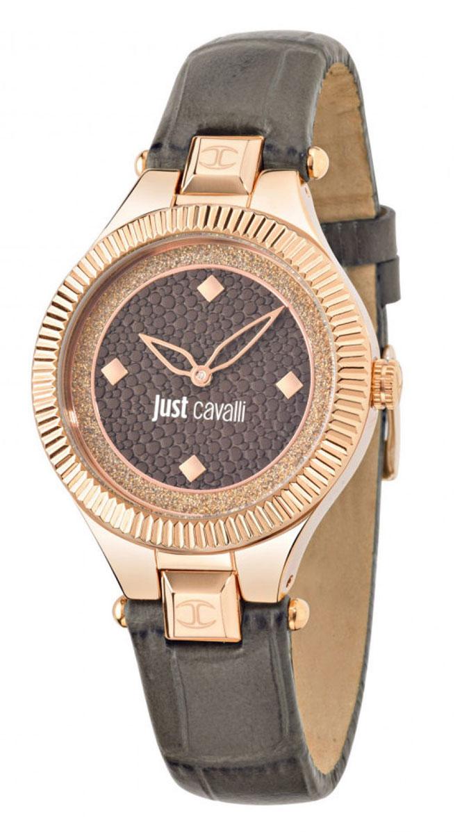 Часы наручные женские Just Cavalli Just Indie, цвет: коричневый. R7251215501R7251215501