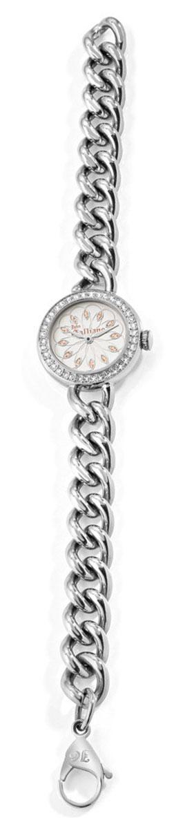 Часы наручные женские Galliano The Gardener, цвет: серебристый. R2553122502R2553122502