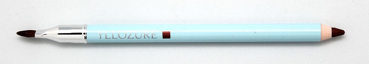 Yllozure Контурный карандаш для губ водоустойчивый,тон 13, 1,6 гр0401Мягкий грифель карандаша легко скользит по коже, оставляя яркую, чистую линию, высокой точности, которая в течение всего дня сохраняет идеальную форму губ.