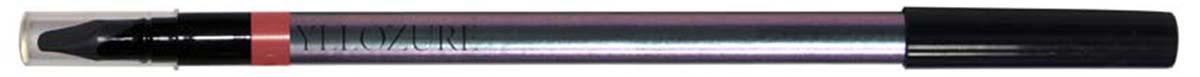 Yllozure Контур для губ FLESH, тон 54, 1,4 гр0454Контурный карандаш для губ FLASH – это ежедневная забота и неповторимый комфорт для ваших губ. Грифель карандаша в большей своей основе состоит из уникальных природных масел, целебные свойства которых вернут губам молодость, и будут бережно заботиться о их красоте и здоровье. Карандаш для губ FLASH легко скользит по коже, создавая четкий контур, который в течение дня сохранит идеальную форму губ.Не сушит губы. Футляр карандаша снабжен элегантным силиконовым аппликатором для более удобной растушевки контура