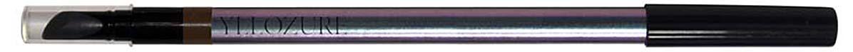 Yllozure Контур для глаз FLESH, тон 52, 1,14 гр0852Контурный карандаш для глаз – это удобство и легкость в нанесении. Он нежно скользит по коже век, оставляя четкую безупречную линию и благодаря своей устойчивой формуле не смазывается в течении всего дня. Грифель карандаша состоит из увлажняющих компонентов, которые питают целительной влагой нежную кожу век, предотвращая сухость и даря ей молодость и комфорт.