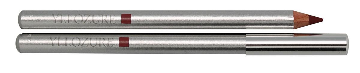 Yllozure Контурный карандаш для губ водоустойчивый, тон 56, 1,6 гр7456Мягкий грифель карандаша легко скользит по коже, оставляя яркую, чистую линию, высокой точности, которая в течение всего дня сохраняет идеальную форму губ.