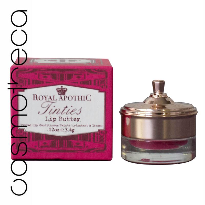 Royal Apothic Оттеночный бальзам для губ Розовый 3,4 гFS-00103Нежно и заботливо увлажняет губы, делает из сочными и манящими. Элегантные стильные баночки винтажного вида украсят любой туалетный столик.