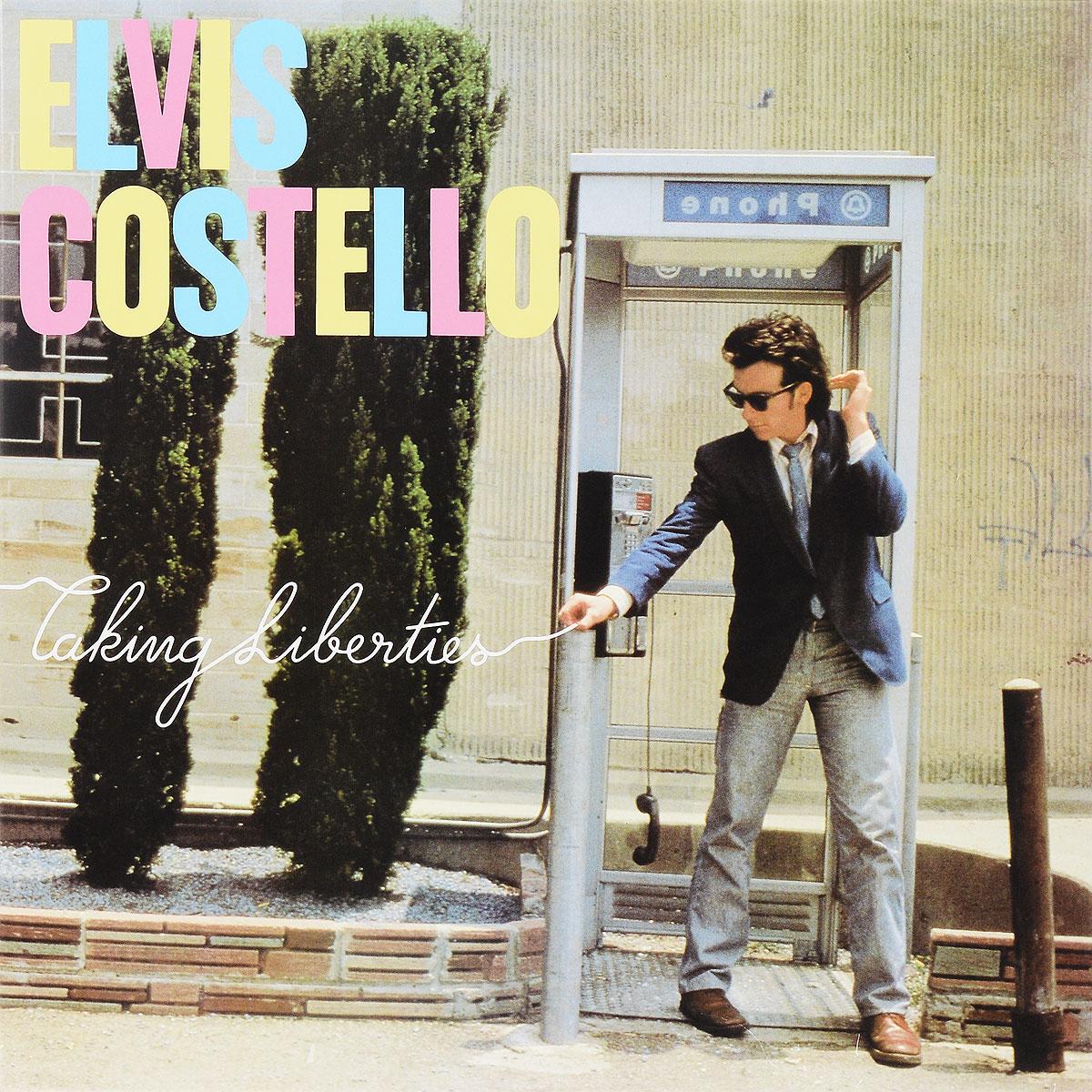 Elvis Costello. Taking Liberties (LP) коллекционная футбольная карточка томас мюллер германия