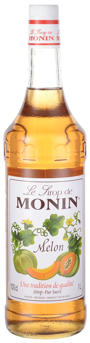 Monin Дыня сироп, 1 лSMONN0-000072Сироп Monin Дыня предлагает истинный, сочный экстракт дыни Cavaillon со зрелым сладким фруктовым ароматом. Эта особая дыня происходит из Франции, из известной области, называемой Прованс. Выращенный на солнечных склонах знаменитого юга Франции, нежный и сочный вкус дыни Cavaillon идеален для охлажденных напитков или коктейлей. Добавьте черту сиропа Monin Дыня в ваши напитки и получите освежающее подлинное ощущение дыни. ВКУС Запах дыни Cavaillon, сладкий и сочный зрелый вкус дыни. ПРИМЕНЕНИЕ Коктейли, газированные напитки, лимонады, фруктовые пунши, чай. Сиропы Monin выпускает одноименная французская марка, которая известна как лидирующий производитель алкогольных и безалкогольных сиропов в мире. В 1912 году во французском городке Бурже девятнадцатилетний предприниматель Джордж Монин основал собственную компанию, которая специализировалась на производстве вин, ликеров и сиропов. Место для завода было выбрано не случайно: город...