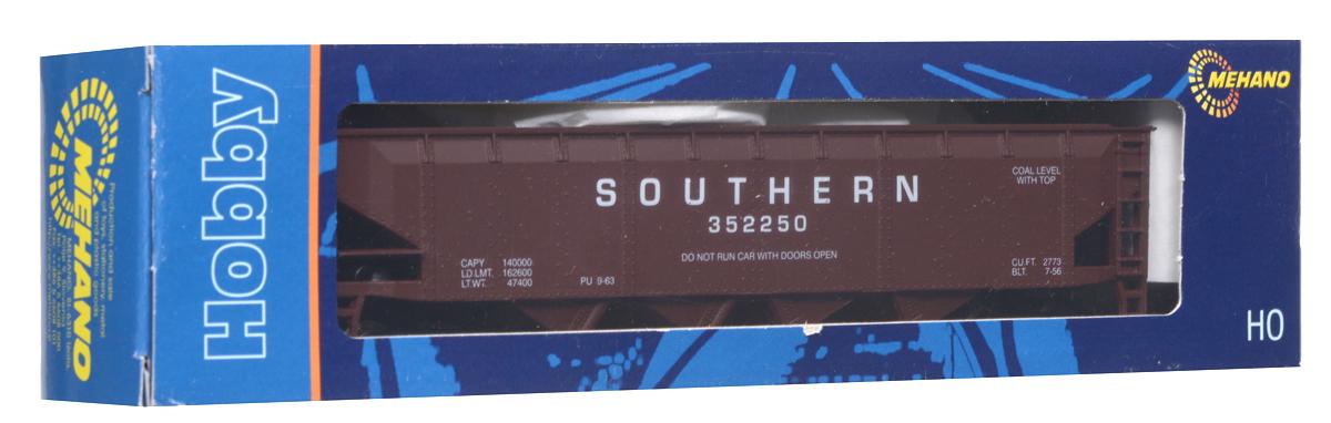 Mehano Саморазгружающийся бункерный грузовой вагон Southern