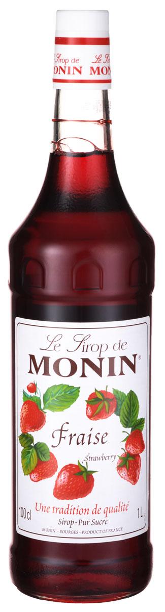 Monin Клубника сироп, 1 лSMONN0-000033Клубника является первым плодом весны. Все с нетерпением ждут эти сладкие и восхитительные ягоды. Эта ягода является одной из распространенных в домашнем саду из-за непринужденности роста и популярности за столом. Восхитительную клубнику едят свежей или используют в приготовлении соков, десертов, джемов, вина и сиропов. Наслаждайтесь восхитительным вкусом сиропа Клубника в напитках от Monin. Сиропы Monin выпускает одноименная французская марка, которая известна как лидирующий производитель алкогольных и безалкогольных сиропов в мире. В 1912 году во французском городке Бурже девятнадцатилетний предприниматель Джордж Монин основал собственную компанию, которая специализировалась на производстве вин, ликеров и сиропов. Место для завода было выбрано не случайно: город Бурже находился в непосредственной близости от крупных сельскохозяйственных районов - главных поставщиков свежих ягод и фруктов. Производство сиропов стало ключевым направлением деятельности компании...