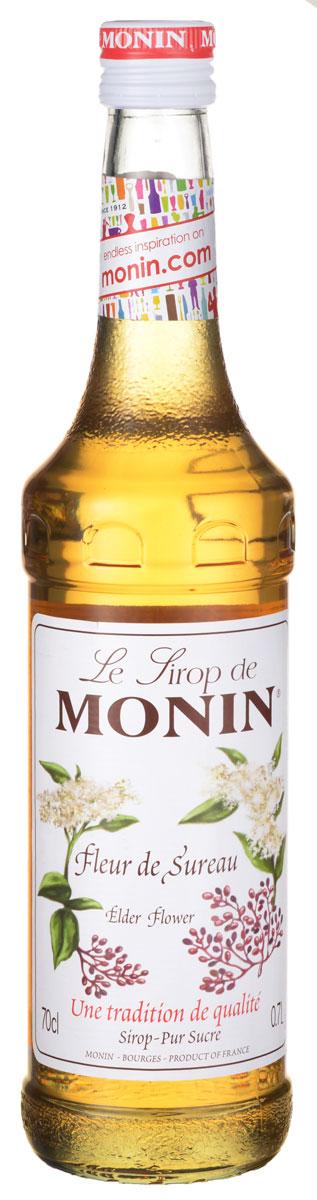 Monin Бузина сироп, 0,7 лSMONN0-000079Сильный цветочный аромат сиропа Monin Бузина позволит вам создавать блюда, горячие и прохладительные напитки, а также коктейли, которые не оставят равнодушными и удивят ваших гостей. ВКУС Сильный цветочный запах с медовыми примечаниями. Отличительной, терпкий и пикантный вкус. ПРИМЕНЕНИЕ Чай, сидры, коктейли. Сиропы Monin выпускает одноименная французская марка, которая известна как лидирующий производитель алкогольных и безалкогольных сиропов в мире. В 1912 году во французском городке Бурже девятнадцатилетний предприниматель Джордж Монин основал собственную компанию, которая специализировалась на производстве вин, ликеров и сиропов. Место для завода было выбрано не случайно: город Бурже находился в непосредственной близости от крупных сельскохозяйственных районов - главных поставщиков свежих ягод и фруктов. Производство сиропов стало ключевым направлением деятельности компании Monin только в 1945 году, когда пост...