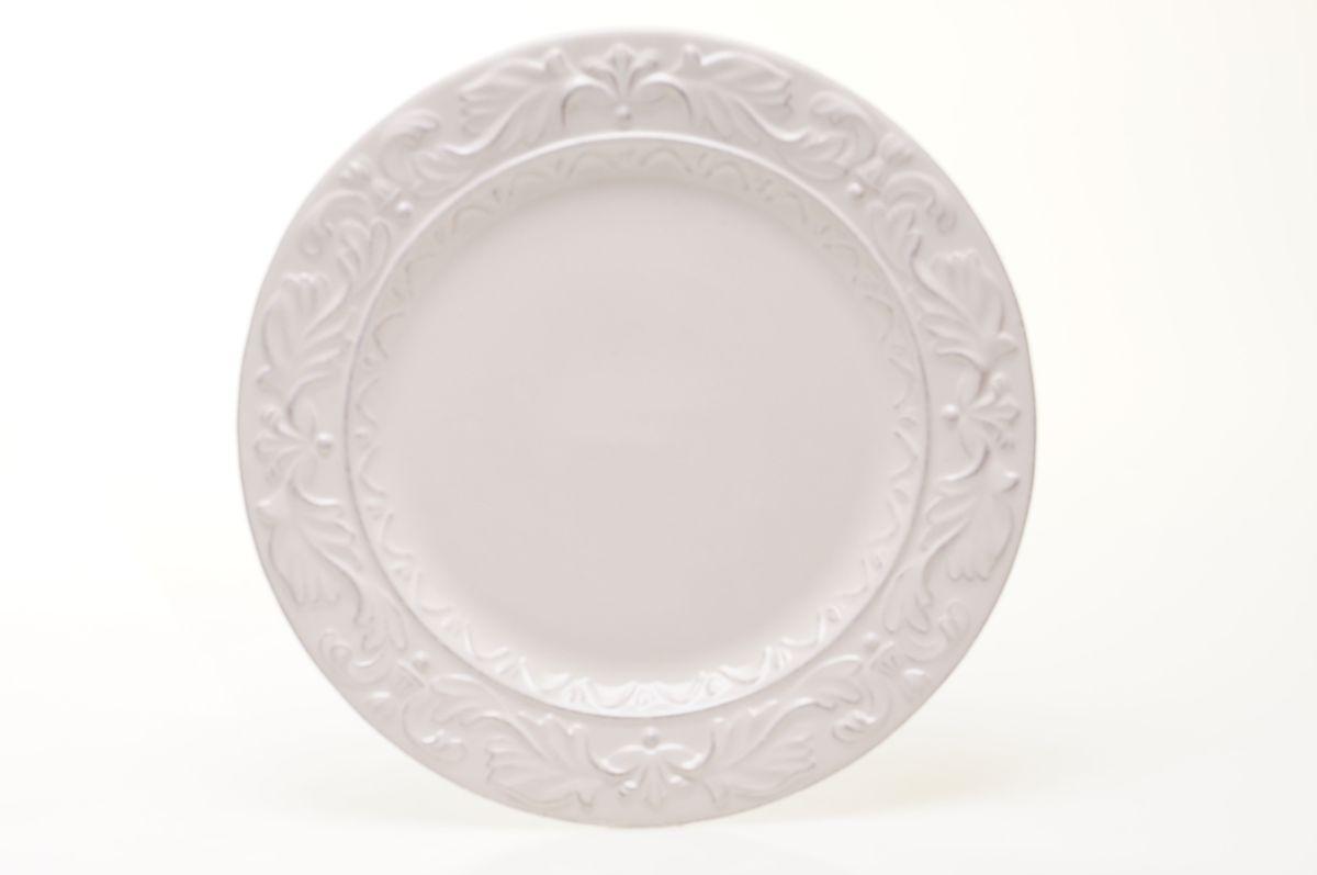 Блюдо Certified International Флоренция, диаметр 30 смVT-1520(SR)Блюдо Certified International Флоренция, изготовленное из керамики, отлично подойдет для красивой сервировки различных блюд. Изделие придется по вкусу и ценителям классики, и тем, кто предпочитает утонченность и изысканность.Блюдо Certified International Флоренция идеально подойдет для сервировки стола и станет отличным подарком к любому празднику.Диаметр по верхнему краю: 30 см.