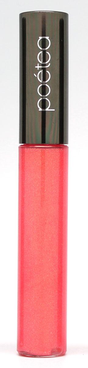 Poetea Блеск для губ Lotus Etincelant, тон 26, 8 мл2726Нежный, обволакивающий блеск для губ Сверкающий лотос придает кубам чувственный влажный блеск, сияние натурального жемчуга и нежность лепестков лотоса. Блестящие застывающие полимеры и гелефицированные масла образуют на губах водянисто-прозрачную пленку, которая добавляет губам объем. Частицы микронизированного цветного жемчуга переливаются, добавляя перламутрового сияния. Экстракт цветов лотоса придает блеску ухаживающие свойства. Он восстанавливает природную мягкость губ, успокаивает раздражения, снимает воспаление, обеспечивает мощную антиоксидантную защиту и предохраняет нежную кожу губ от преждевременного старения.