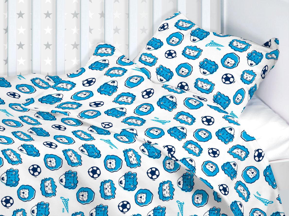 MIRAROSSI Комплект детского постельного белья Зенит Дети