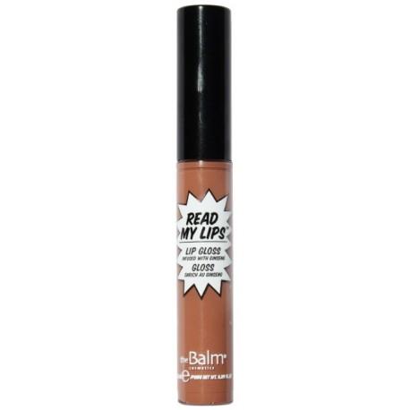 theBalm Блеск для губ Read My Lipgloss SNAP!,5,7 гр28420_красныйБлеск для губ Read My Lips lipgloss Read My Lips. В формуле: экстракт женьшеня – мощный антиоксидант, защищает и восстанавливает нежную тонкую кожу губ. Нелипкая текстура комфортна в применении. Удобный аппликатор гарантирует точное нанесение и выделение контура губ. Палитра включает различные оттенки: от мягких полутонов для естественного макияжа до насыщенных ярких - для создания выразительных запоминающихся образов. Масса 5.7 g.