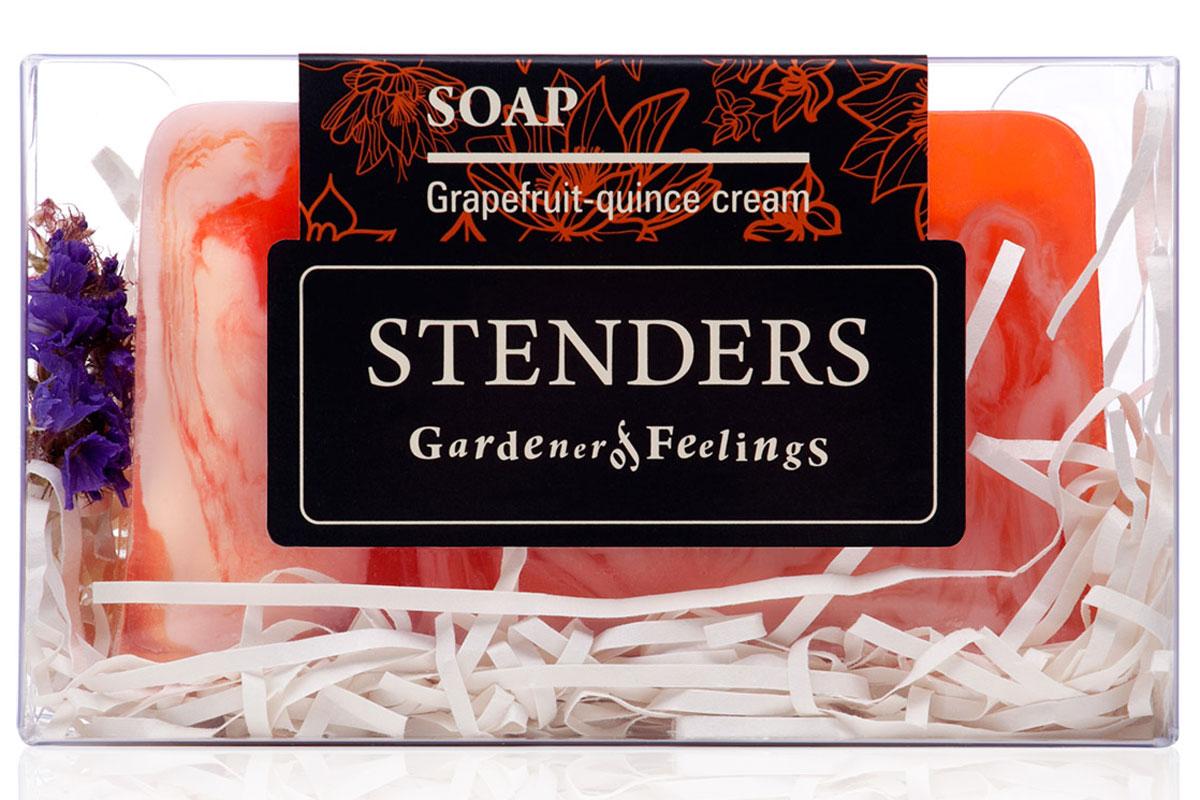 "Stenders Мыло в коробке ""Грейпфрутовое"", 115 г SISS02"